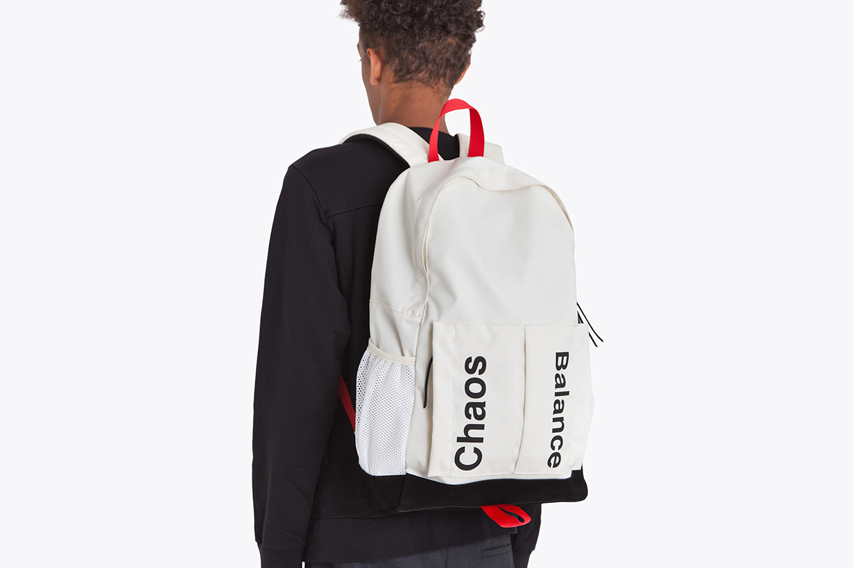 "UNDERCOVER 2015 Spring/Summer ""Chaos/Balance"" Backpack"