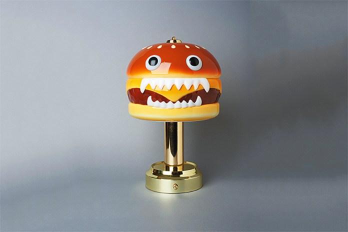 UNDERCOVER Brings Back the Hamburger Lamp