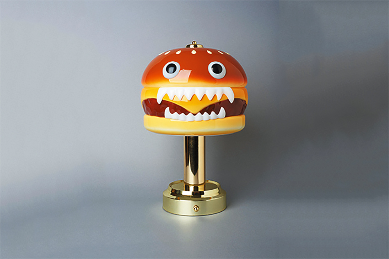 UNDERCOVER Brings Back the Hamburger Lamp