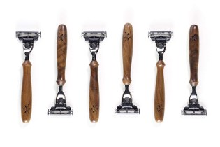 Ursa Major Black Walnut Razor