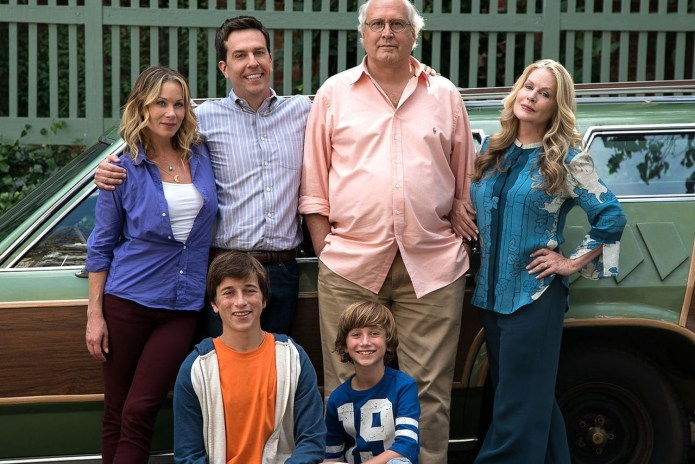 'Vacation' Red Band Trailer