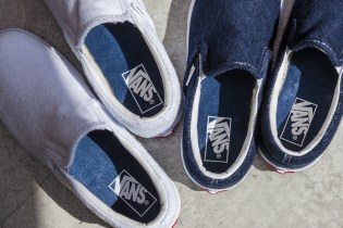 "Vans Slip-On ""ZOZOTOWN"" BILLY'S Exclusives"