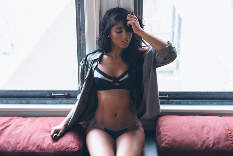 Van Styles Shoots Yovanna Ventura at Downtown Los Angeles' Ace Hotel