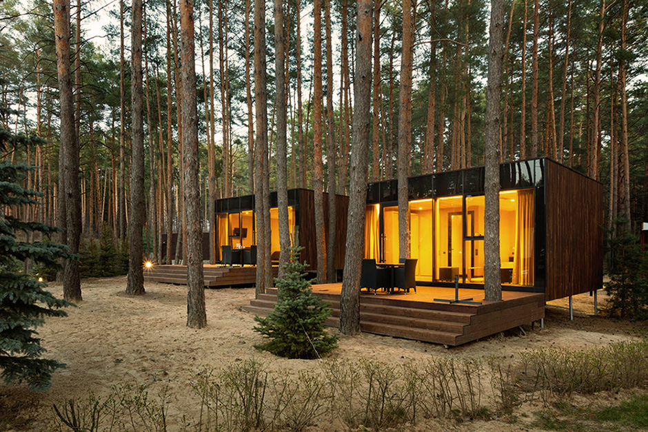 Verholy guest houses by studio yod design lab hypebeast for Buy guest house
