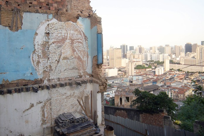 NOWNESS: Vhils Honors Indigenous Brazilian Community in 'Incision' Short