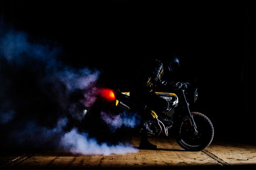 Vibrazioni Art Design x Pirelli x Ducati SC-Rumble