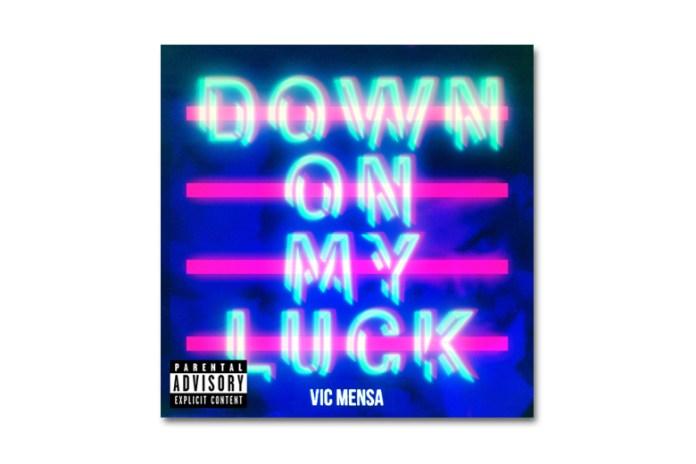 Vic Mensa - Down On My Luck (Chuck Inglish) Remix