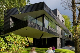 Villa S by Saunders Architecture