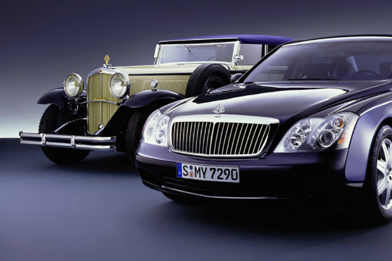 Vintage Cars Are Put Beside Their Modern Counterparts in This Look Back at Automotive History