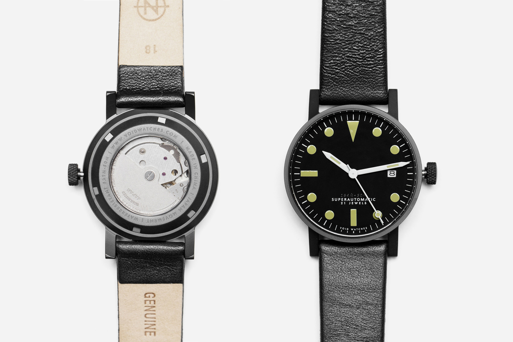 void watches 2015 collection hypebeast
