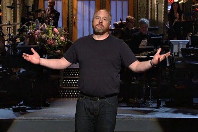 Watch Louis C.K.'s Controversial SNL Monologue on Racism and Pedophiles