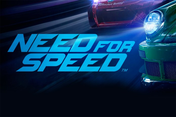 EA Teases Its 'Need for Speed' Reboot