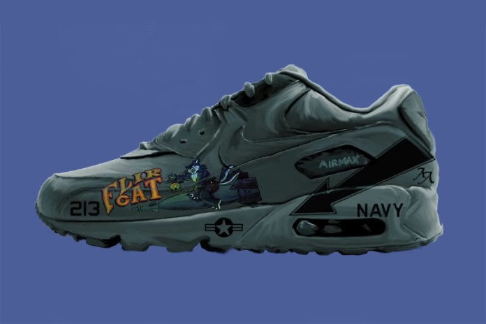 """We Were There"": A Visual Tribute to Nike's Air Max 90"