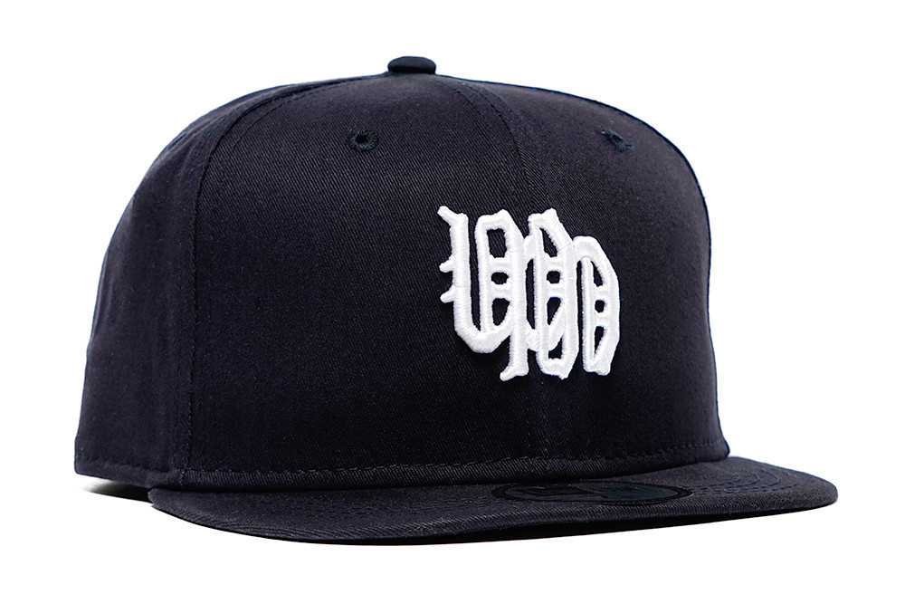 "White Mountaineering x New Era Japan 2015 Spring/Summer Cotton Twill ""WM"" Embroidered Empire Cap"