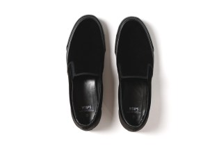 WTAPS 2015 Spring/Summer Slip-On