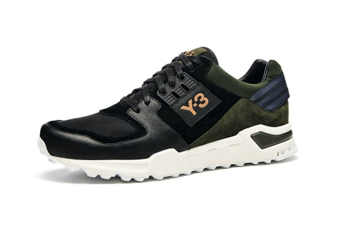 Y-3 2015 Fall/Winter Vern EQT