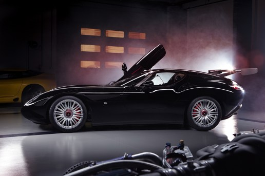 Zagato Set to Unveil the Mostro Powered by Maserati