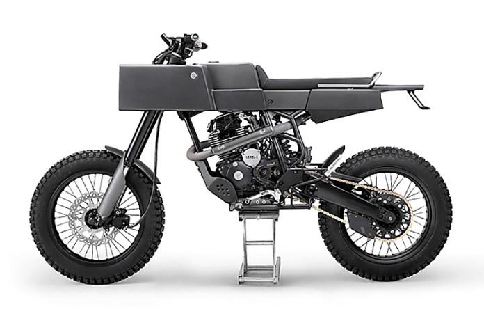 2008 Yamaha Scorpio by Thrive Motorcycles