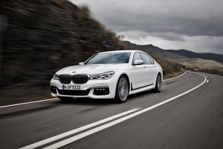 2016 BMW 7-Series And M Sport