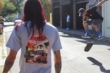 40s & Shorties x The Hundreds 2015 Summer Capsule Collection
