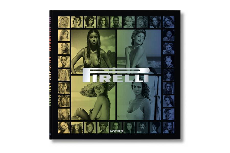 50 Years of the Pirelli Calendar by TASCHEN