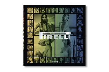 50 Years of the Pirelli Calendar by TASCHEN