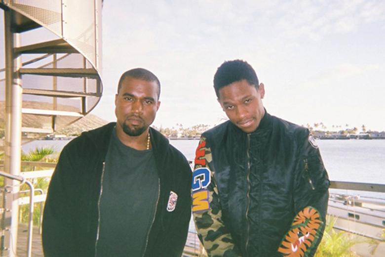 """Travi$ Scott Says Kanye West's 'SWISH' Is """"Next Level"""""""
