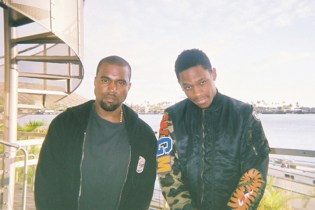 "Travi$ Scott Says Kanye West's 'SWISH' Is ""Next Level"""