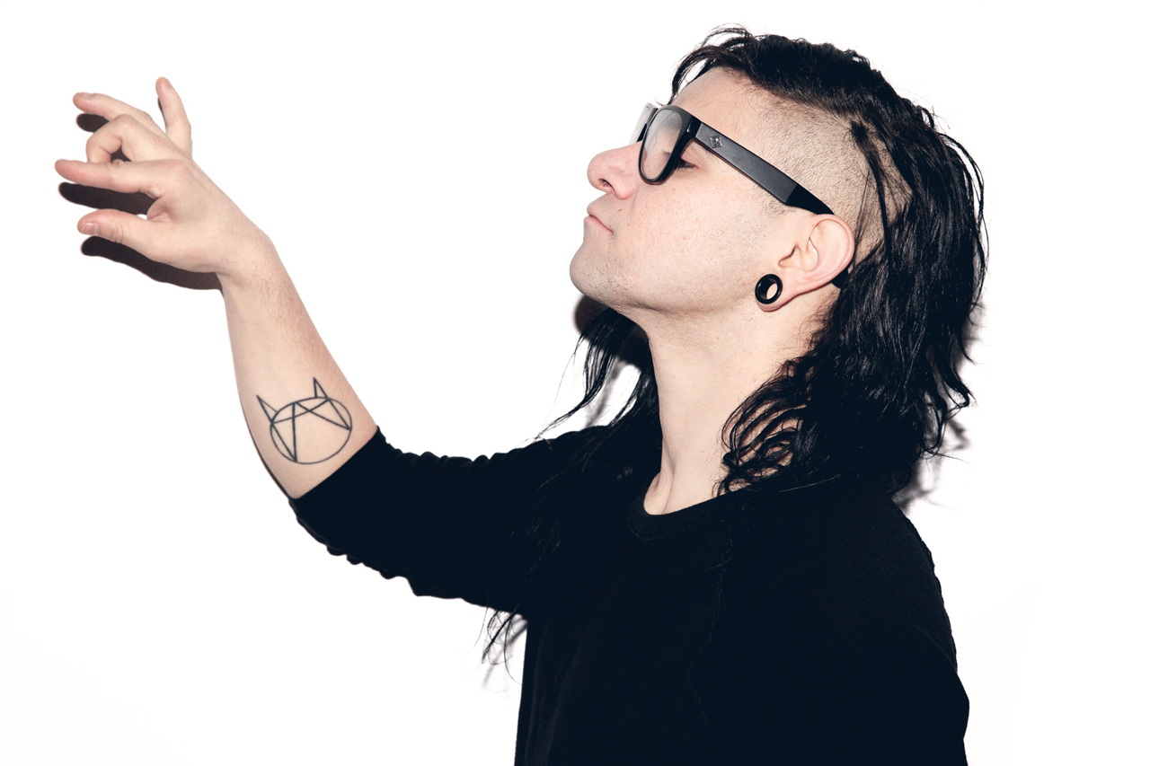 Skrillex Collaborates on New Track With Veteran Journalist
