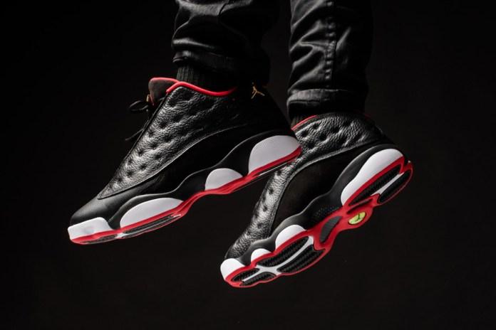 "A Closer Look at the Air Jordan 13 Retro Low ""Bred"""