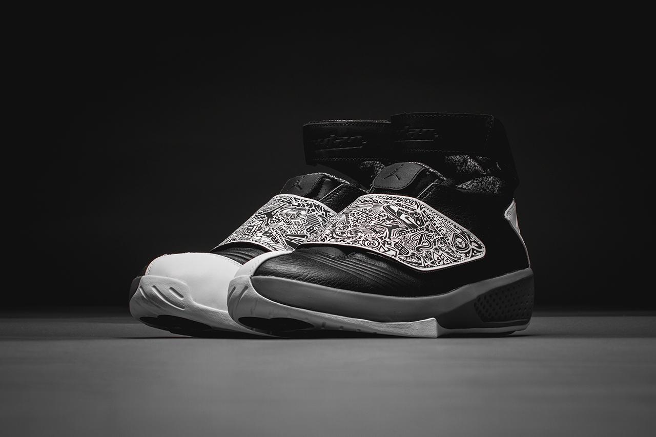 "A Closer Look at the Air Jordan 20 ""Cool Grey"""