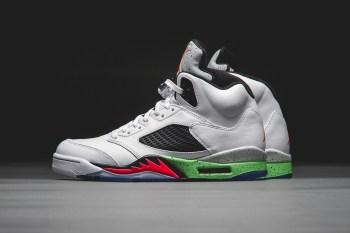 "A Closer Look at the Air Jordan 5 Retro ""ProStars"""