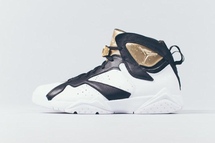 "A Closer Look at the Air Jordan 7 Retro ""Champagne"""