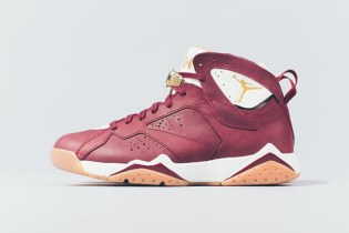 "A Closer Look at the Air Jordan 7 Retro ""Cigar"""