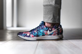 """A Closer Look at the Nike Air Zoom Pegasus 32 """"Photosynthesis"""""""