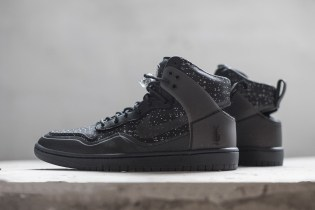 A Closer Look at the NikeLab x Pigalle Dunk Lux