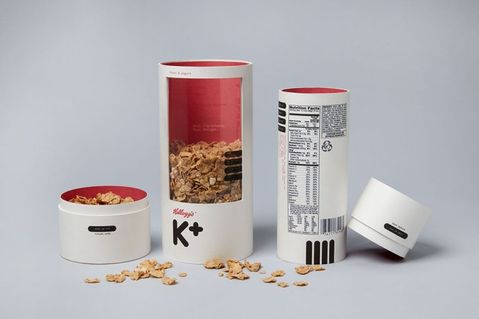 A Creative Redesign of Kellogg's Iconic 'Special K' Packaging