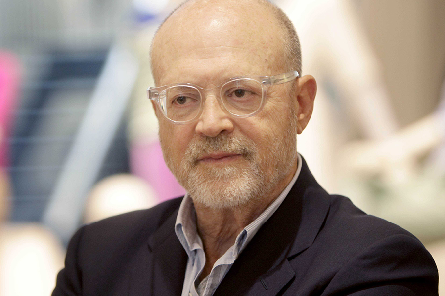 A Day in the Life of Mickey Drexler, J.Crew's Star CEO