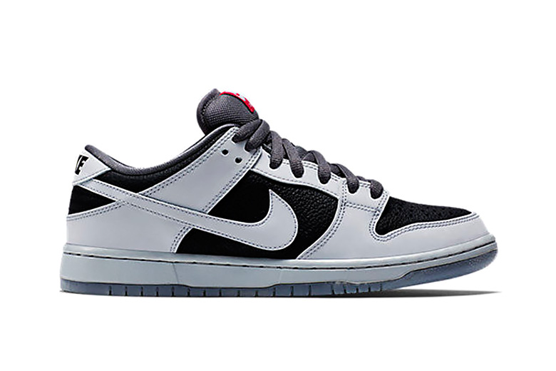 "A First Look at the Atlas x Nike SB Dunk Low Pro ""Electric Locomotive"""