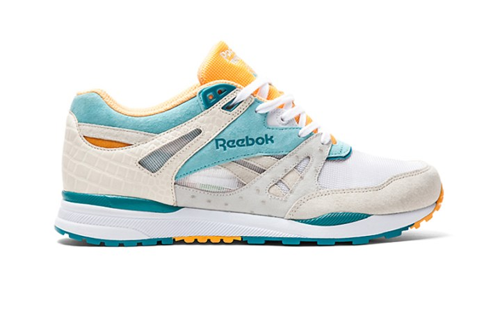 """A First Look at the Packer Shoes x Reebok Ventilator """"Four Seasons"""""""