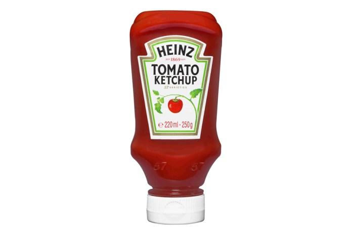 A Heinz Ketchup QR Code Links to Hardcore Porn Website