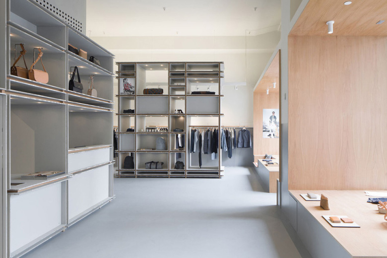 A Look Inside A.P.C.'s New Downtown LA Store