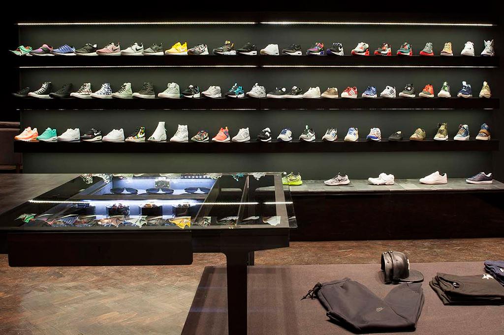 A Look Inside Johannesburg's Sneaker Store Anatomy