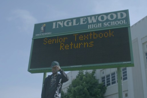 A Native's Guide to Inglewood With Casey Veggies