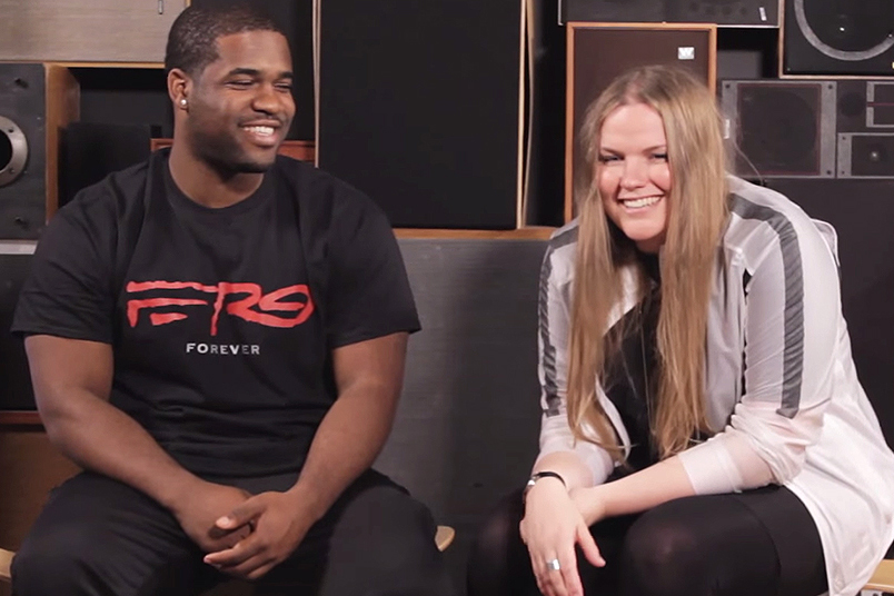 A$AP Ferg and Astrid Andersen on Their Latest Collaboration 'Water' and the Intersection Between Music and Fashion