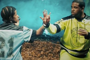 "A$AP Ferg and Astrid Andersen Present ""Water"" Featuring Marty Baller"