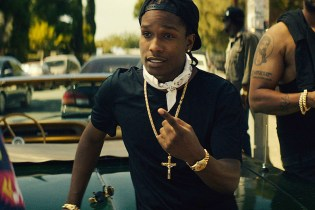 A$AP Rocky Talks Wealth, 'Dope,' and Working  With Puff Daddy and Pharrell