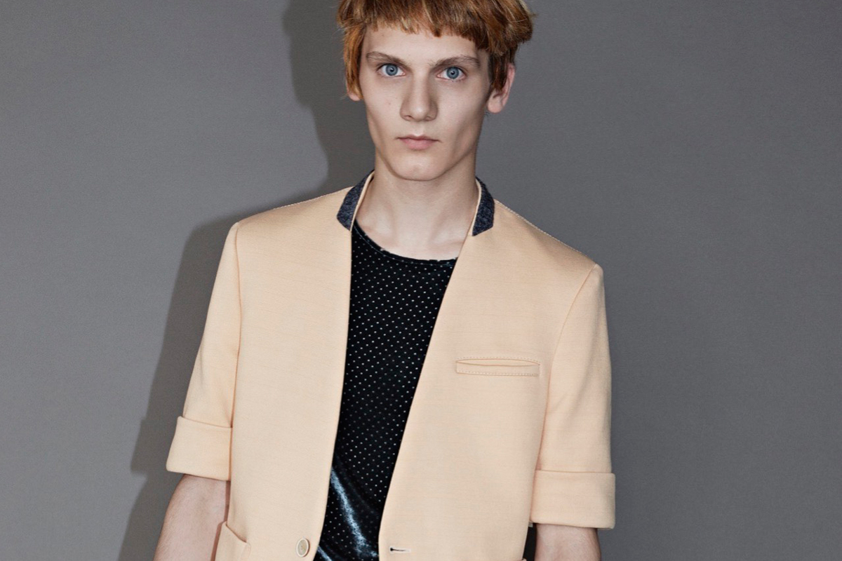 Acne Studios 2016 Spring Collection