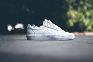 "adidas Adi-Ease ""White Leather"""