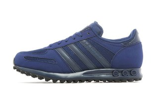 "adidas Originals L.A. Trainer ""Navy"" JD Sports Exclusive"